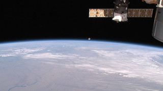 Die Erde im HD-Livestream von Bord der ISS