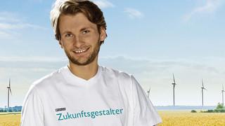Philipp Dauer arbeitet als Applikationsingenieur bei Phoenix Contact im Industrieteam Wind