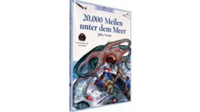 Jules Verne: 20.000 Meilen unter dem Meer