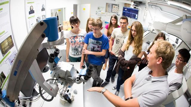 Uni Magdeburg lädt zu Probestudium in den Herbstferien