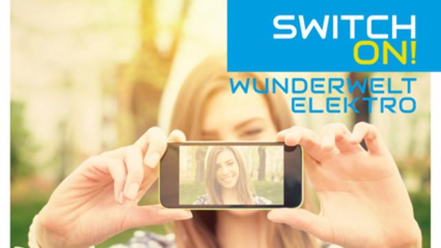 Switch On! Wunderwelt Elektro - für Schülerinnen - Osterferien 2015
