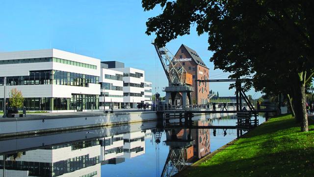 Hochschule Rhein-Waal - University of Applied Sciences | | think ING.